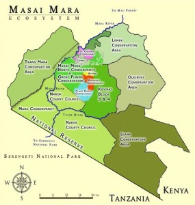 Mara Map